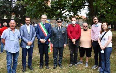 Il parco di via Nino Bixio dedicato a Elisabetta Barbieri