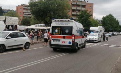Incidente mortale: anziana travolta e uccisa mentre torna dal mercato