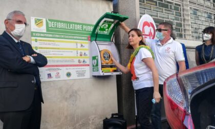 Raggiunta quota 25 defibrillatori pubblici in città