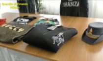 Capi d'abbigliamento e accessori di lusso contraffatti: 4 arresti