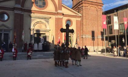 Palio di Legnano al via con la Traslazione della Croce