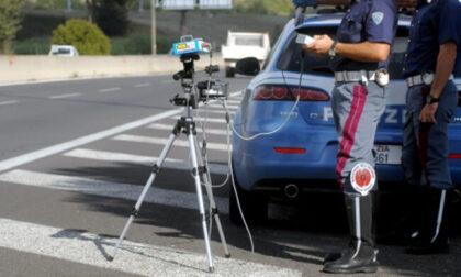 L'elenco degli autovelox in Lombardia fino a domenica 18 luglio 2021