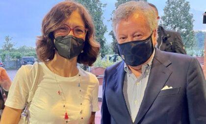 Daniele Paggiaro incontra il ministro Mariastella Gelmini