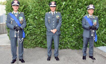 Avvicendamento al Comando Provinciale dellaGuardia di Finanza di Milano
