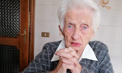Nonna Teresa e i suoi primi 104 anni