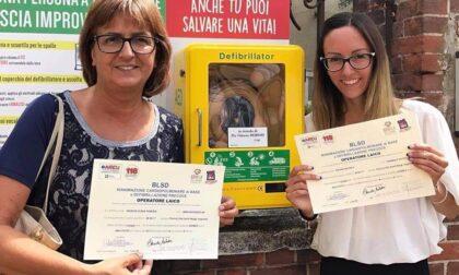 Ripristinato il defibrillatore salvavita sul sagrato della chiesa
