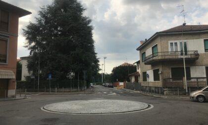 Lavori su via Santa Caterina e sulla rotatoria di via Milano