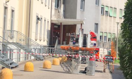 Dramma all'ospedale di Rho: un uomo si butta dal sesto piano