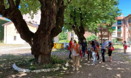 Il parco di Villa Burba nella prestigiosa Rete dei Giardini storici