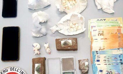Droga in zona Corvetto: la Polizia di Stato arresta due spacciatori