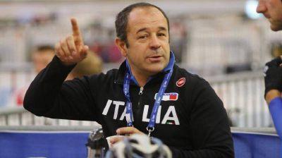 Italiamedaglia d'oro del ciclismo su pista grazie all'allenatore di Abbiategrasso