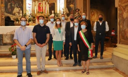 Busto Garolfo festeggia il gemellaggio con Senise
