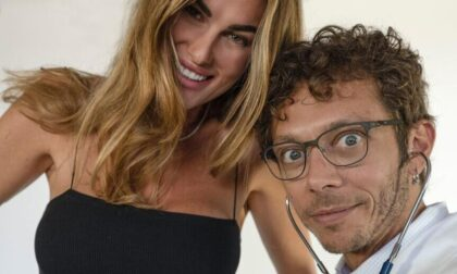 L'aresina Francesca Sofia Novello è incinta, Valentino Rossi diventerà papà