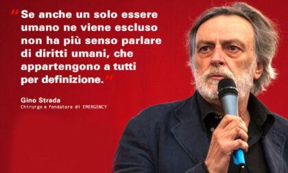 Uno spazio in ricordo di Gino Strada e Teresa Sarti