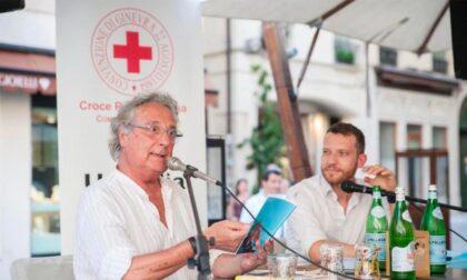 Enzo Iacchetti a Legnano per sostenere la Cri