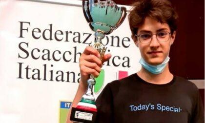 Scacchi: Simone Pozzari si laurea campione italiano Under 16