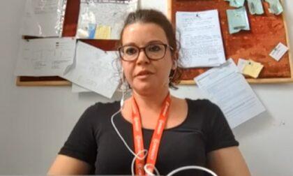 Leila Borsa, la giovane infermiera a Kabul con Emergency