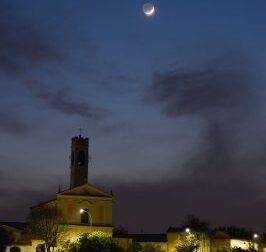 Arriva la notte della Luna blu Illuminerà la volta celeste insieme a Giove e Saturno