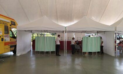 Vaccinazioni col camper di Areu: tutto esaurito