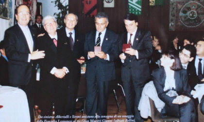 Lutto per la scomparsa di Mario Pighetti, ex presidente lilla