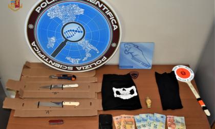 Arrestati a Rescaldina dopo un colpo al supermercato a Olgiate Olona