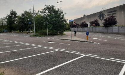 Aperto al pubblico il parcheggio ex Pessina