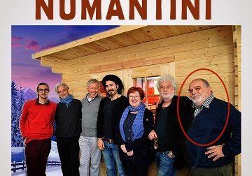 Addio a Sergio Balzani, frontman dei Numantini