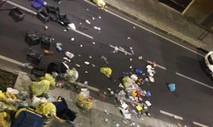 Devastarono il centro cittadino, trovati e puniti i giovani vandali