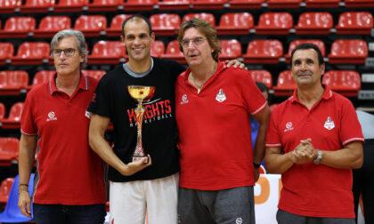 Il Legnano Basket brilla e si porta a casa il Memorial Morelli