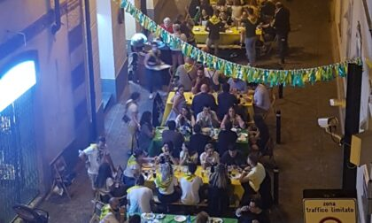 Cena del Borgo: Legnano si colora di festa