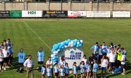 Asd Calcio Corbetta: presentazione delle squadre