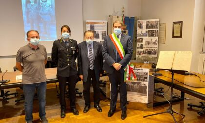 Polizia Locale: centenario in festa con l'assessore regionale