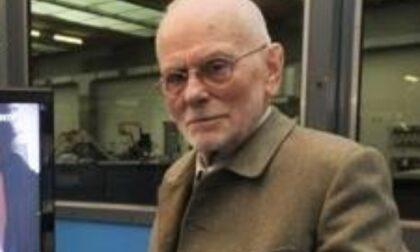 Addio a Carlo Vichi, patron della Mivar di Abbiategrasso