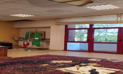 Maltempo: il sindaco chiude gli uffici comunali