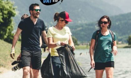 World Cleanup Day in Piazza Portello con Decathlon