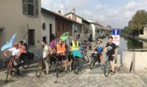Cambiamenti climatici: in bici da Torino a Milano
