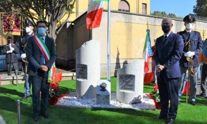 Vittime del dovere, inaugurato il monumento ai Caduti della Polizia