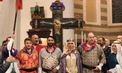 Palio di Legnano, la traslazione della Croce chiude l'edizione 2021