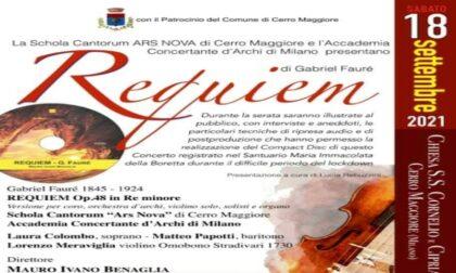 Cerro Maggiore in concerto con Gabriel Faurè