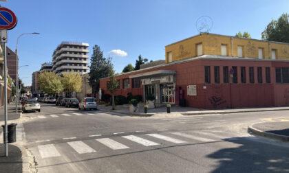 Lavori incrocio via Meda – via Italia: chiuso un tratto di strada