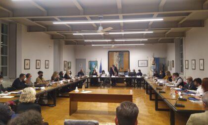 Primo Consiglio comunale, Delfino eletta presidente