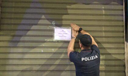 Sospesa la licenza ad un noto bar milanese