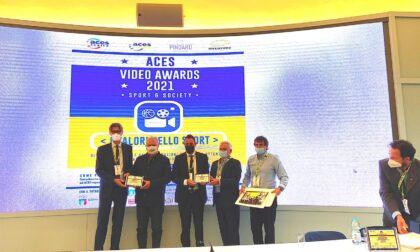 Castano vince il premio comunicazione di Aces Italia