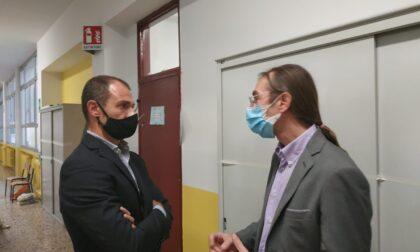 Iniziato lo spoglio a Buscate, il sindaco Merlotti in testa