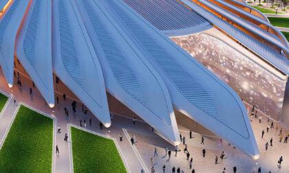 """Expo 2020: il padiglione degli Emirati Arabi """"vola"""" grazie a Parabiago"""
