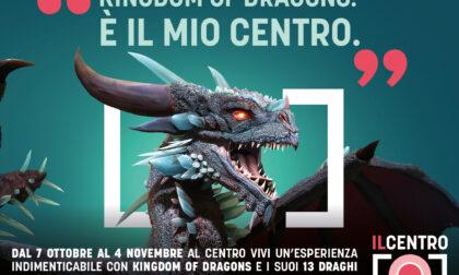 A Il Centro arriva Kingdom of Dragons