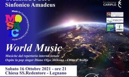 World Music Festival 2021 di Amadeus: un grande successo