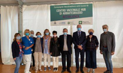 Covid, chiude il maxi-hub vaccinale alla Fiera di Abbiategrasso
