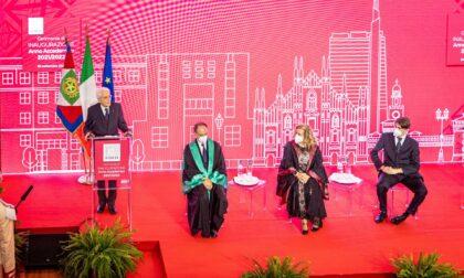 Università Bicocca inaugura l'anno accademico