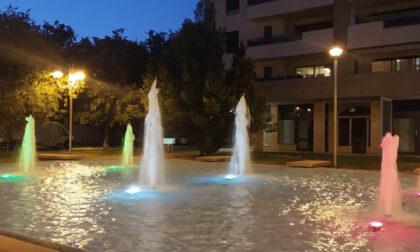 Conclusi i lavori di riqualificazione della fontana di via Milano